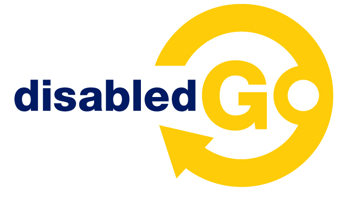 The DisabledGo logo