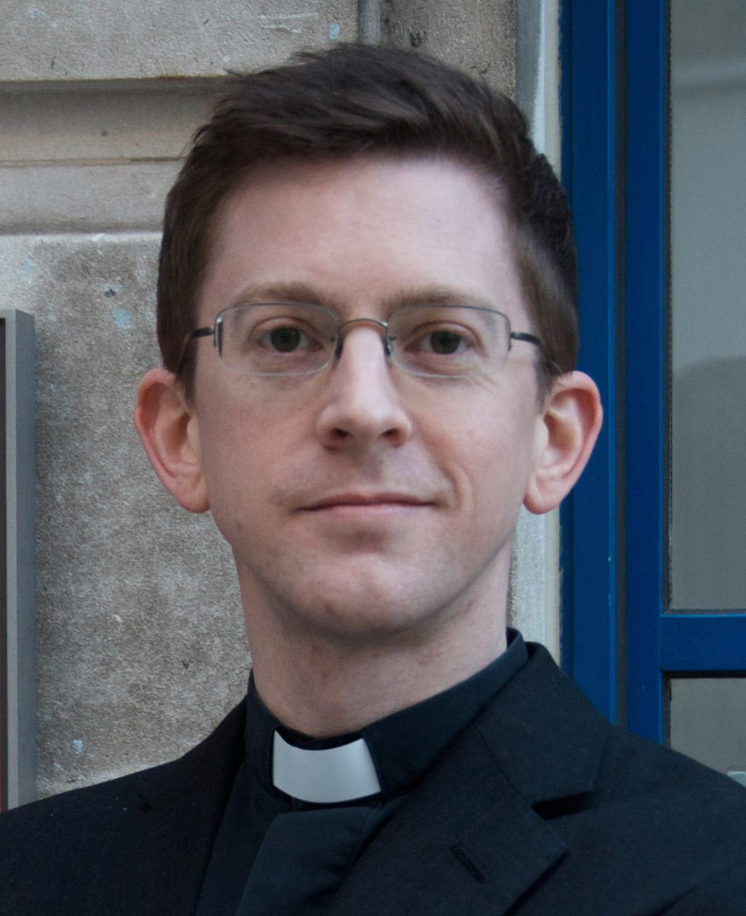 LSE Chaplain Reverend Canon Doctor James Walters