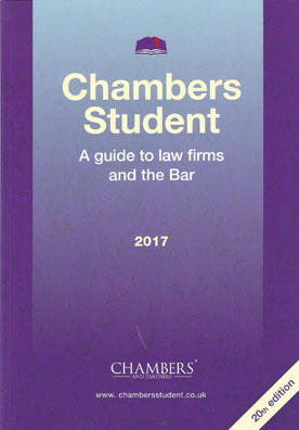 Cambers Student A guide to law fims and the bar