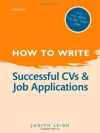 How to Write Successful CVs and Job Applications