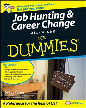 Job hunting & career change all-in-one for dummies
