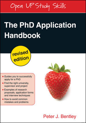 The PhD application handbook [Book 2]