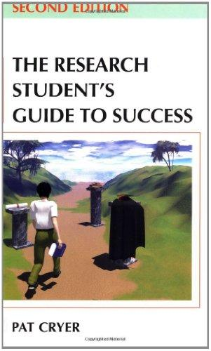 Theresearchstudentsguidetosuccesssecondedition