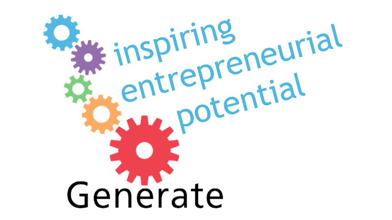 Generate logo and tagline
