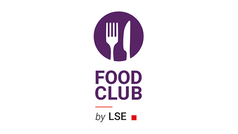 0c7ee074 Food Club by LSE sign up to get a free hot drink and collect points each  time you buy food and drink on campus