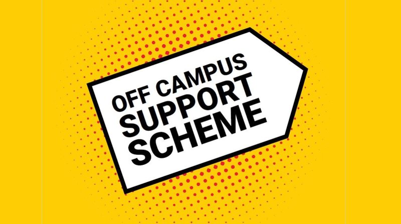Off Campus Support Scheme logo