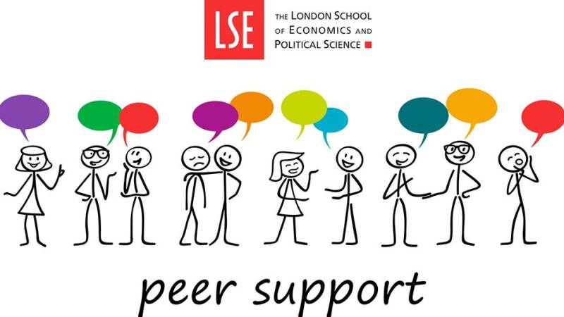 Peer support logo