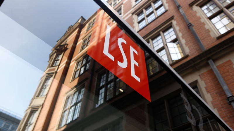 reflection of LSE sign