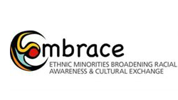 The EMBRACE logo