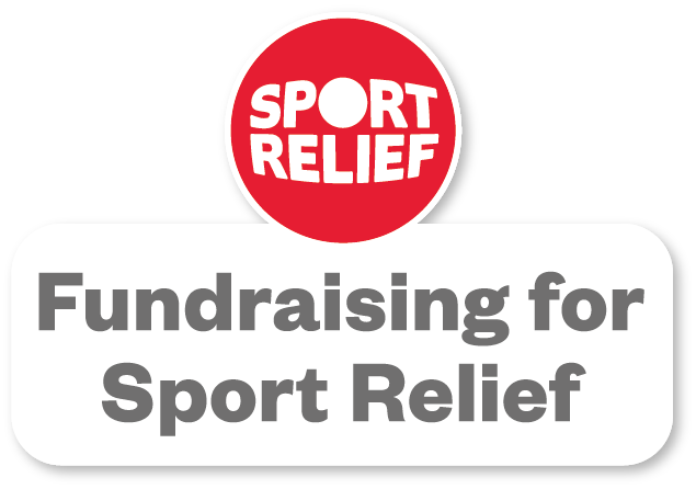 Sport Relief Logo for Just Giving page