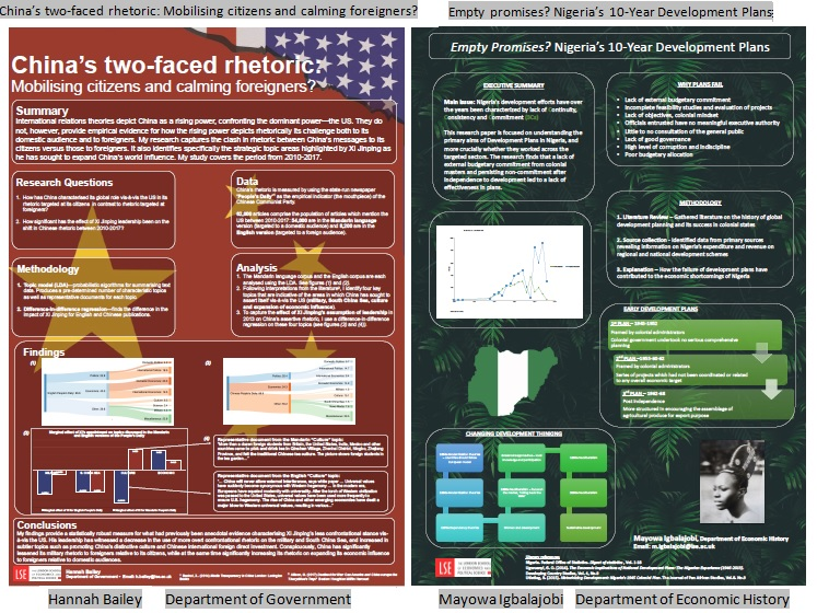 Both posters for PiP 2018 - webpage
