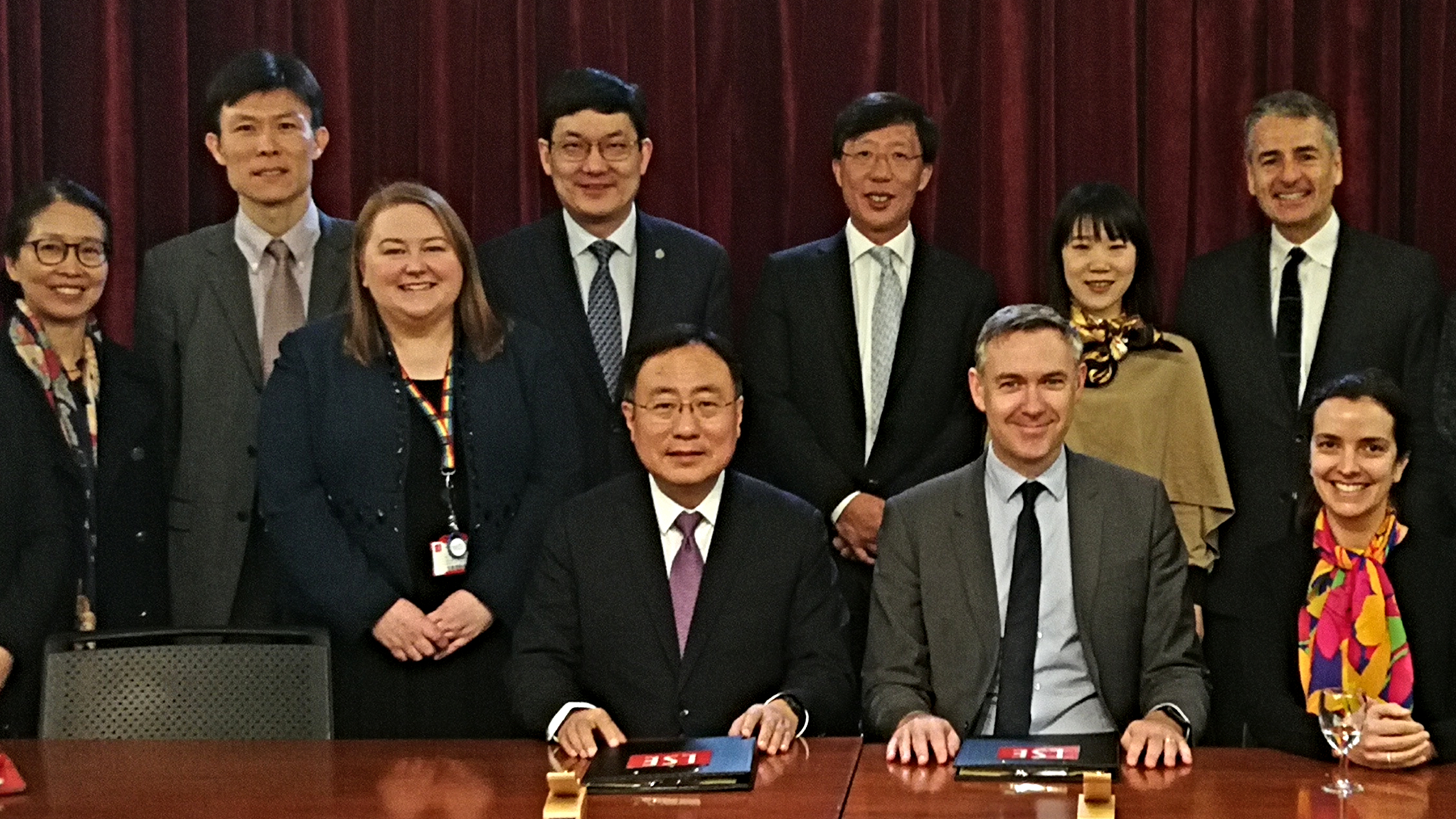LSE-Fudan Delegation, 2 April 2019 16-9