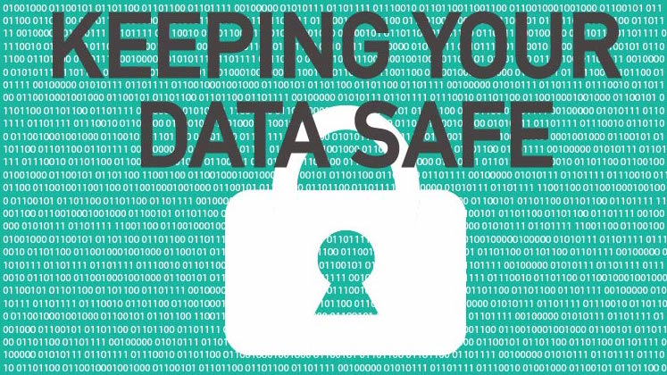 Keeping your data safe