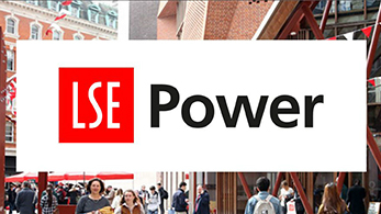The LSE Power logo