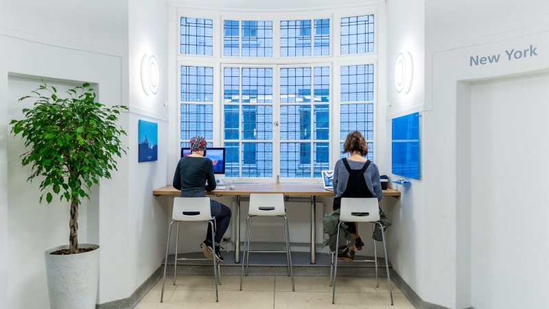 Clement House Study Space