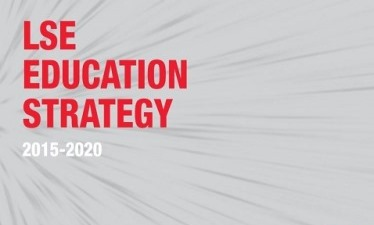 Education Strategy booklet cover